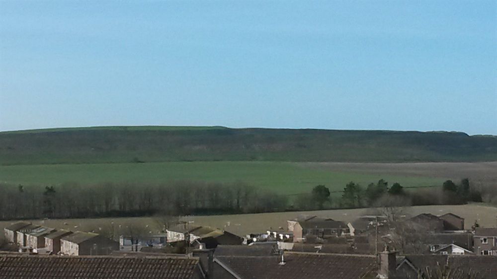 Maiden Castle View
